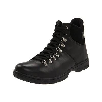 Harley-Davidson Men's Crossen Motorcycle Boot,Black,7.5 M US