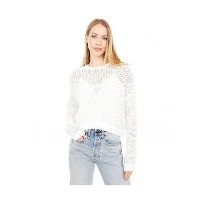 Hurley ハーレー レディース 女性用 ファッション セーター Easy Open Knit Sweater - Sail