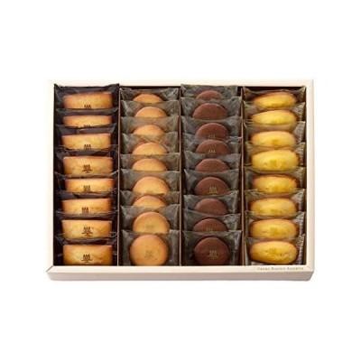 アンリ・シャルパンティエ クレーム・ビスキュイ・アソート Lボックス ラング・ド・シャと焼き菓子詰合せ
