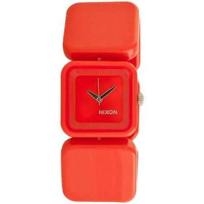 ニクソン 腕時計 レディース ミスティ レッド A107200 NIXON The Misty 時計 ウォッチ