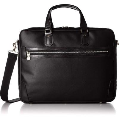 [エバウィン] 【日本製】ビジネスバッグ 撥水加工 B4サイズ収納可 EW21581 ブラック