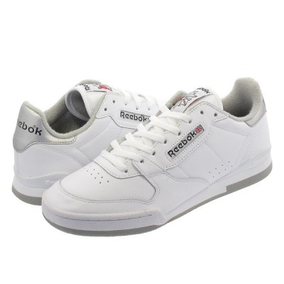 Reebok PHASE 1 ARCHIVE リーボック フェーズ 1 アーカイブ WHITE/MATTE SILVER/GERY/EXCELLENT RED dv3927