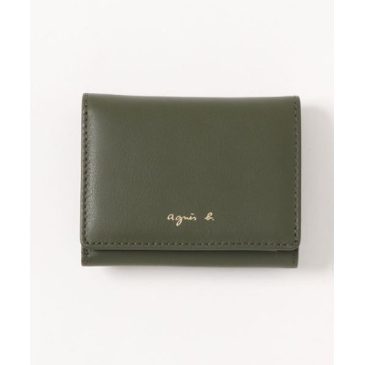 agnes b. / AW11C-12 ミニウォレット WOMEN 財布/小物 > 財布