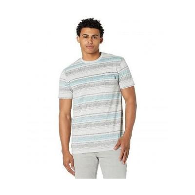 O'Neill オニール メンズ 男性用 ファッション Tシャツ Loop Short Sleeve Tee - Light Grey