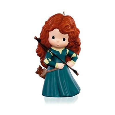Disney/Pixar???Precious Moments BraveプリンセスMerida Ornament 2015ホールマーク
