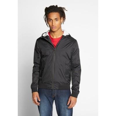 リプレイ ジャケット&ブルゾン メンズ アウター Summer jacket - black