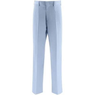 STELLA MCCARTNEY/ステラ マッカートニー Light blue Stella mccartney julien wool trousers レディース 秋冬2020 583642 SPA03 ik
