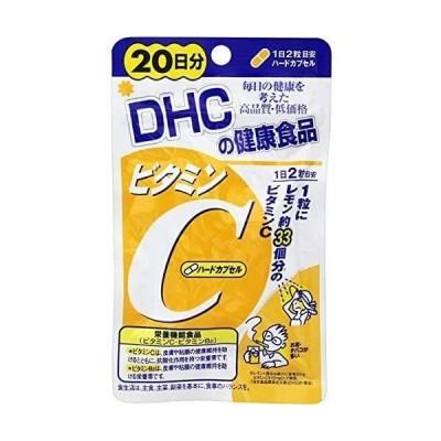 【DHC】ビタミンCハードカプセル 20日分 (40粒) ×5個セット