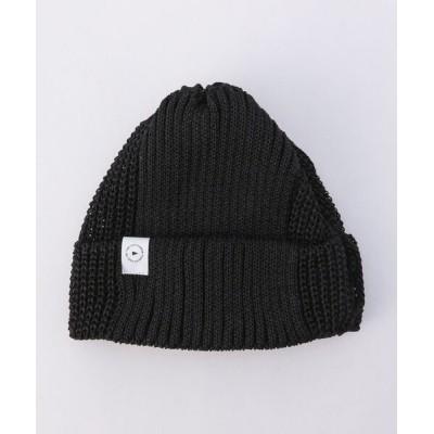 NOLLEY'S / 【halo Commodity/ハロ コモディティー】ドライサマースリットニット帽(h211-103) MEN 帽子 > ニットキャップ/ビーニー