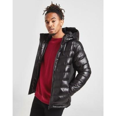 ブレイブソウル Brave Soul メンズ ダウン・中綿ジャケット アウター miguel puffer jacket black