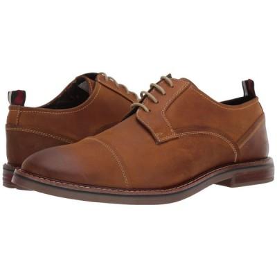 ベンシャーマン Ben Sherman メンズ 革靴・ビジネスシューズ シューズ・靴 Birk Cap Toe Tan Leather