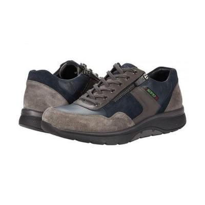 Mephisto メフィスト メンズ 男性用 シューズ 靴 スニーカー 運動靴 Amory - Graphite Velsport