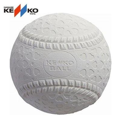 ケンコー 野球軟式ボール 軟式 M号 : ホワイト Kenko