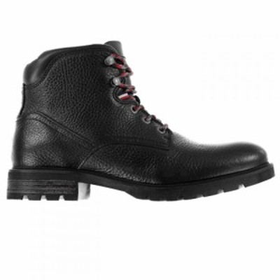 トミー ヒルフィガー Tommy Hilfiger メンズ ブーツ ウインターブーツ シューズ・靴 Tommy Winter Boots Black