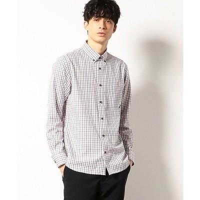 シャツ ブラウス ★テレビ媒体着用商品★ボタンダウンシャツ