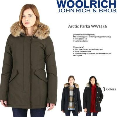 ウールリッチ ダウンコート woolrich Arctic Parka WW1446 アークティックパーカ JOHN RICH BROS ダウンジャケット レディース ウーマンズ 女性 [ZRC]