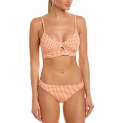 Nanette Lepore ナネットレポー スポーツ用品 スイミング Nanette Lepore Capri Gingham 2Pc Bikini Set