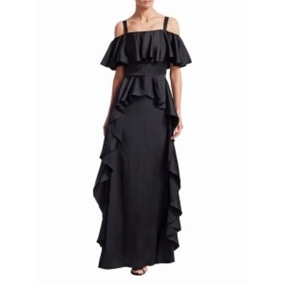 テンパーリーロンドン レディース ワンピース Hippolyta Ruffle Maxi Dress
