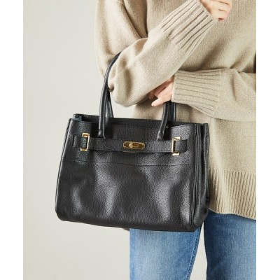 OUVRAGE CLASSE / 【sita parantica】TOTE-1M レザー型押しトートM WOMEN バッグ > トートバッグ