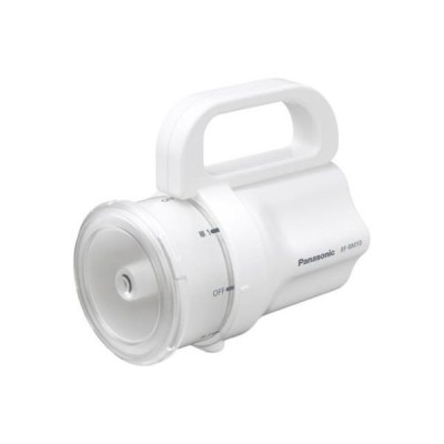 【在庫目安:お取り寄せ】 Panasonic BF-BM10-W 電池がどれでもライト (ホワイト)