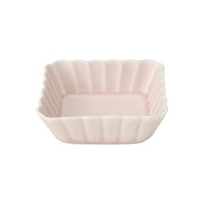 美濃の和食器 花伝かすみ さくら 11cm浅角鉢