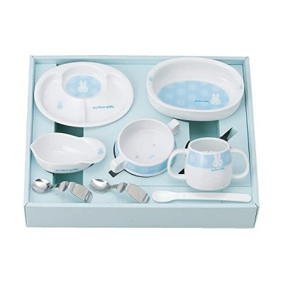 金正陶器-マイファースト-ベビー食器セット-406751-離乳期に合わせてお使いいただける食器セット