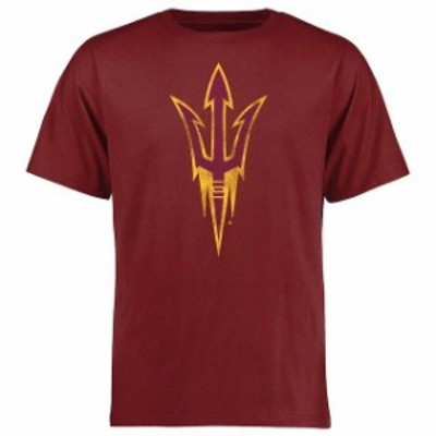 Fanatics Branded ファナティクス ブランド スポーツ用品  Arizona State Sun Devils Scarlet Big & Tall Classic Primary T-Shirt