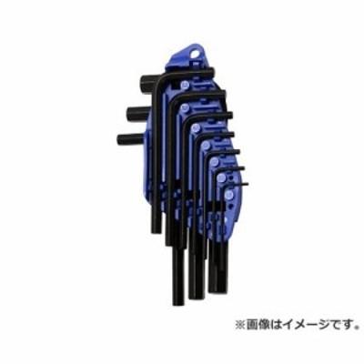【メール便可】SK11 六角棒レンチセット 10本組 NO.22 ミリ B