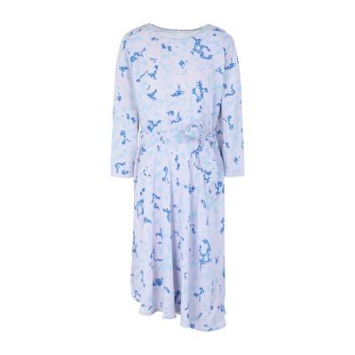 2ND DAY ミニワンピース&ドレス ライラック 34 レーヨン 100% ミニワンピース&ドレス