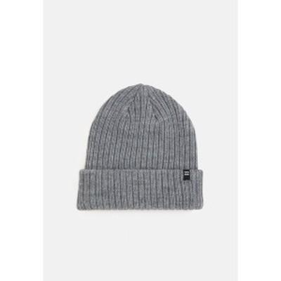 ビラボン メンズ 帽子 アクセサリー ARCADE UNISEX - Beanie - grey heather grey heather