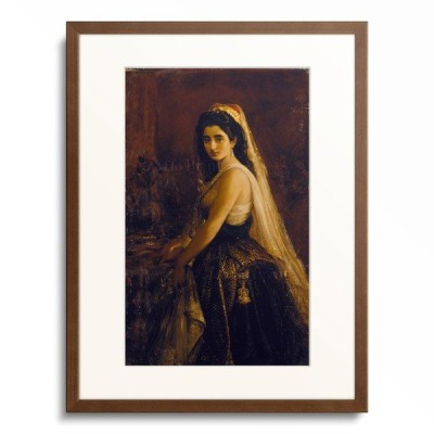オーガスト・リーデル August Riedel 「Judith (Orientalin).」