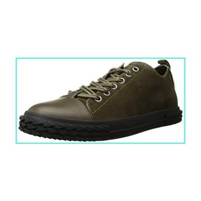 【新品】Giuseppe Zanotti Men's RU90027A Sneaker, Muschio, 39.5 M EU (6.5 US)(並行輸入品)