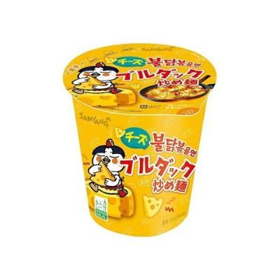 三養チーズブルダック炒め麺CUP(小)70g×1個