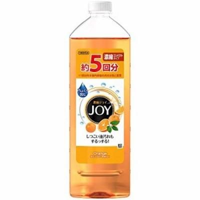 ジョイ コンパクト 食器用洗剤 オレンジピール成分入り 特大 770mL P&Gジャパン