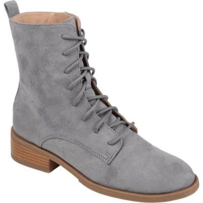 ジュルネ コレクション Journee Collection レディース ブーツ シューズ・靴 Vienna Boot Grey
