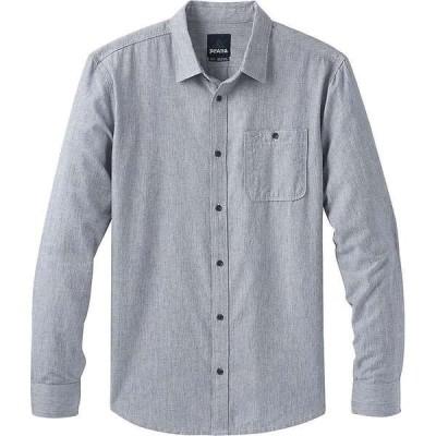 プラーナ メンズ シャツ トップス Prana Men's Jaffra LS Shirt
