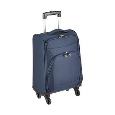 [ジェットエージ] スーツケース ソフトキャリー S 軽量 機内持ち込み可 23L 55 cm 2.1kg (ネイビー One Size)