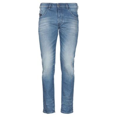 ディーゼル DIESEL ジーンズ ブルー 36W-32L コットン 98% / ポリウレタン 2% ジーンズ