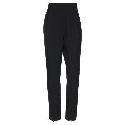 SELF-PORTRAIT パンツ ブラック 4 ポリエステル 100% パンツ