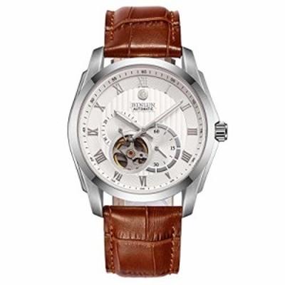 腕時計 ビンルン メンズ BINLUN Automatic Watches for Men Outdoor Stainless Steel Waterproof Mechanica
