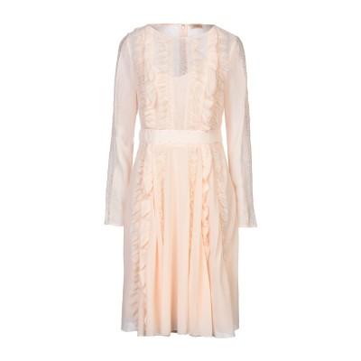 リュー ジョー LIU •JO ミニワンピース&ドレス ライトピンク 38 ポリエステル 100% ミニワンピース&ドレス