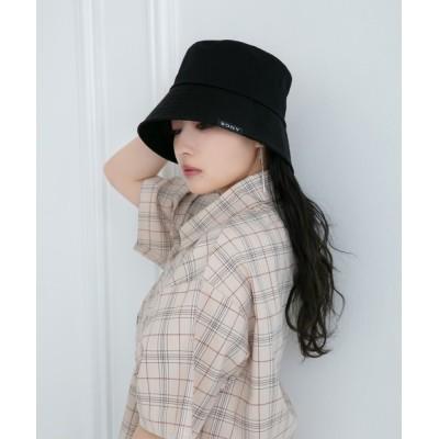 BUNNY APARTMENT / 【UNISEX】ツイルバケットハット WOMEN 帽子 > ハット