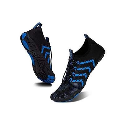 Water-Shoes メンズ レディース 速乾 裸足 水泳 ダイビングシューズ アクアソックス スポーツ 登山 ビーチ サーフ用 US サイズ: 6インポート 送料無料