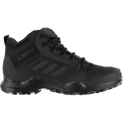 アディダス adidas メンズ ランニング・ウォーキング シューズ・靴 Terrex Ax3 Mid GTX Hiking Shoes Black/Grey Five
