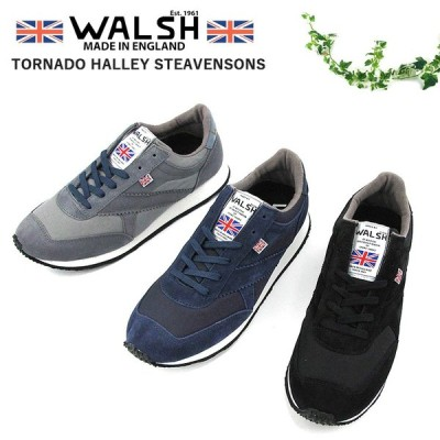 WALSH TORNADO HALLEY STEAVENSONS スニーカー〔SK〕