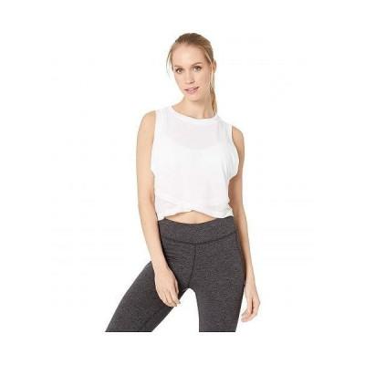 FP Movement レディース 女性用 ファッション トップス シャツ Cutie Buti Tank Top - White