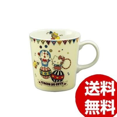 I'm Doraemon×ハローキティ マグ サーカス DO81-11