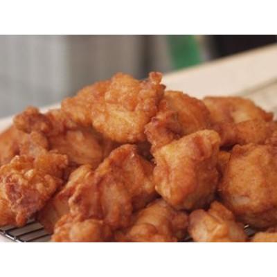 国産 岩手県産 鶏肉 鶏もも肉 500g 唐揚げカット済み 真空パック 冷蔵品 業務用【送料無料】