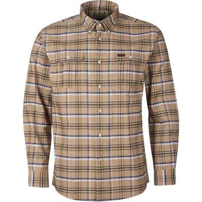 バーブァー メンズ シャツ トップス Barbour Men's Barton Coolmax Shirt