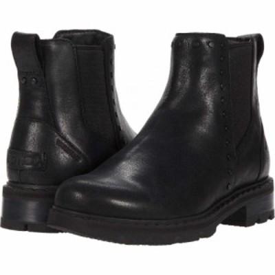 ソレル SOREL レディース ブーツ シューズ・靴 Lennox Chelsea Stud Black